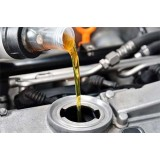 Замена масла и промывка двигателя